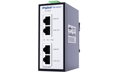 Anybus PoE Injector 12-57VDC