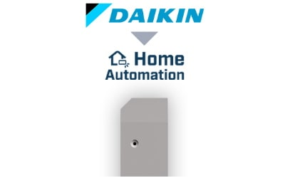 Intesis Daikin AC Domestic units to Home Automation Interface
