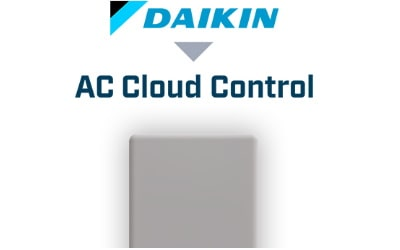 Intesis Daikin VRV and Sky systems to AC Cloud Control (WiFi) Interface