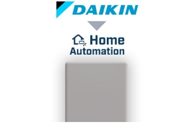 Intesis Daikin VRV and Sky systems to Home Automation Interface