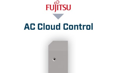 Intesis Fujitsu RAC and VRF systems to AC Cloud Control (WiFi) Interface (to CN connector)