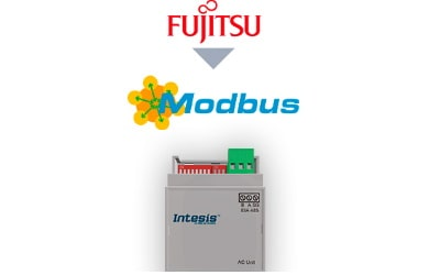 Intesis Fujitsu RAC and VRF systems to Home Automation Interface (to CN connector)
