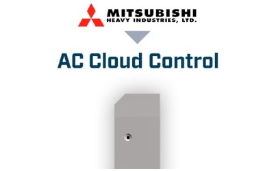 Intesis Mitsubishi Heavy Industries Domestic units to AC Cloud Control (WiFi) Interface