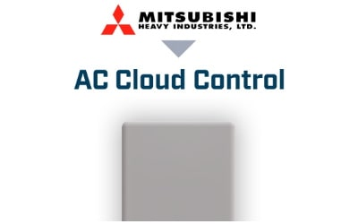 Intesis Mitsubishi Heavy Industries FD and VRF systems to AC Cloud Control (WiFi)