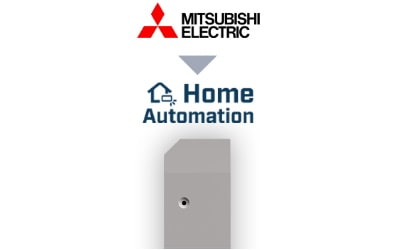 Intesis Mitsubishi Electric Domestic, Mr.Slim and City Multi to Home Automation Interface