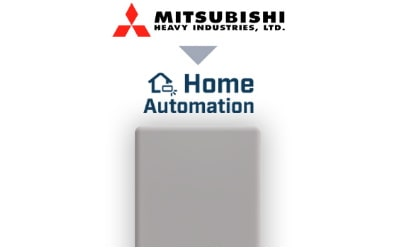Intesis Mitsubishi Heavy Industries FD and VRF systems to Home Automation Interface