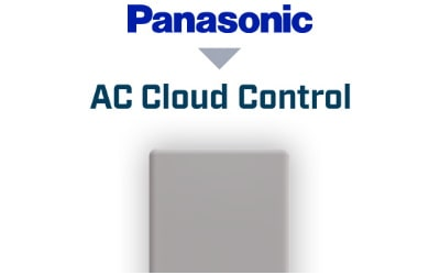 Intesis Panasonic ECOi and PACi systems to AC Cloud Control (WiFi) Interface