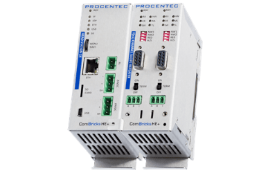 Procentec ComBricks: HE+ 24/7 Network Monitoring for Harsh Environments