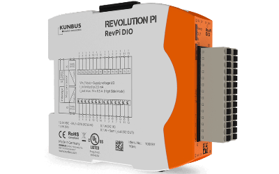 Kunbus RevPi Digital Input/Output Expansion Module