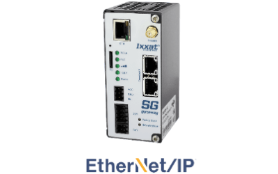Ixxat SG-gateway with EtherNet/IP