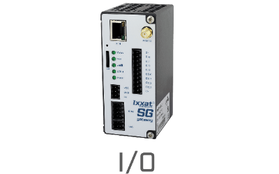 Ixxat SG-gateway with I/O