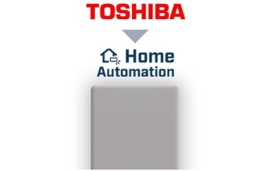 Intesis Toshiba VRF and Digital systems to Home Automation Interface
